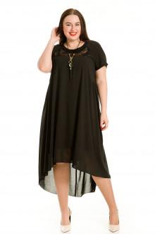 Платье 731 Luxury Plus (Черный)