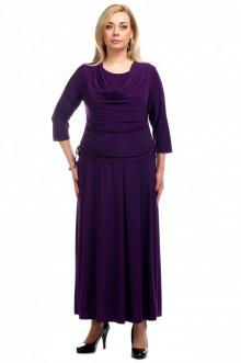 """Платье """"Олси"""" 1605019/5 (Фиолетовый)"""