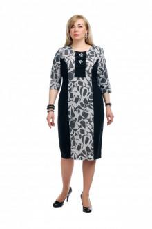 "Платье ""Олси"" 1505026 ОЛСИ (Серый)"
