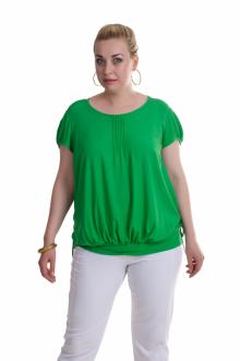"Блуза ""Олси"" 1410015 ОЛСИ (Зеленый)"
